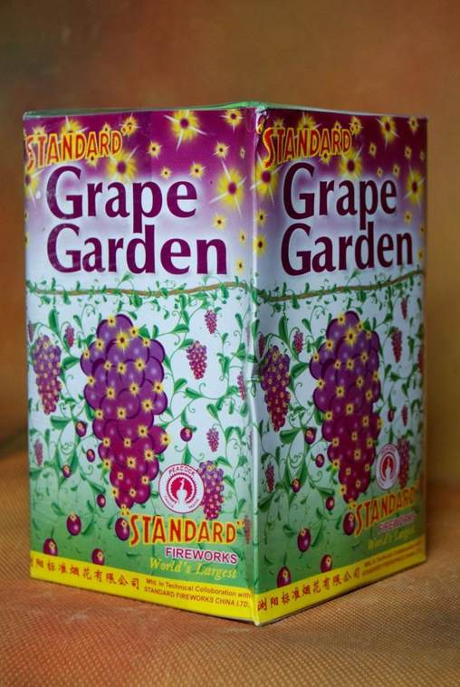 FSHOT 12 Grape Garden Standard