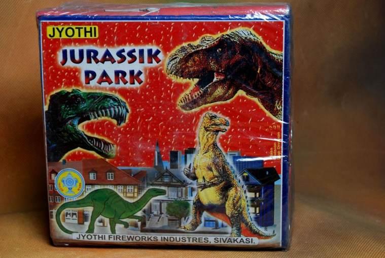 Patla 28 Jurassic Park Jyothi