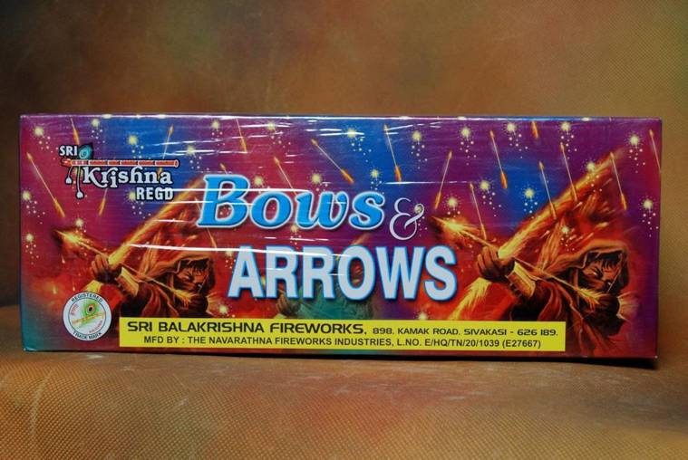 FSHOT 10 Bow ad Arrow Krishna