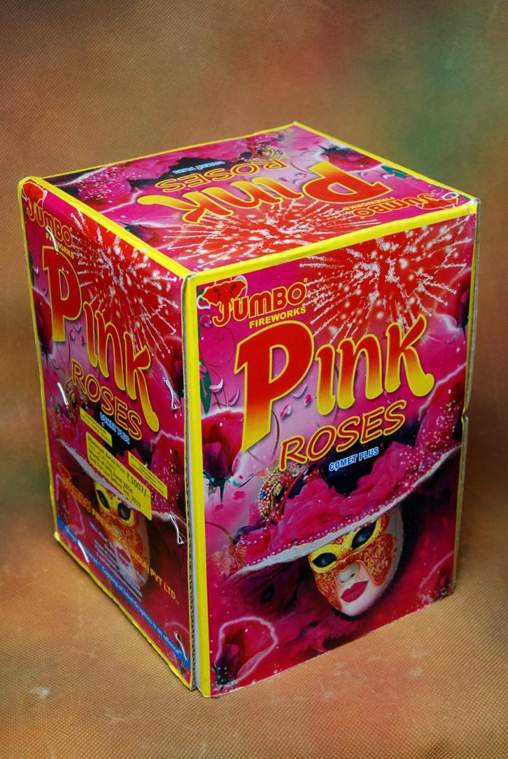 FSHOT 30 Pink Rose Jumbo