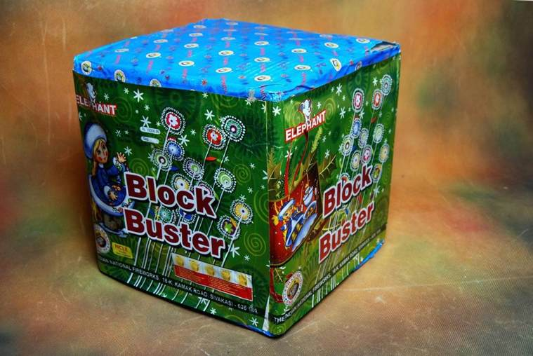 FSHOT 25 Block Buster Indian