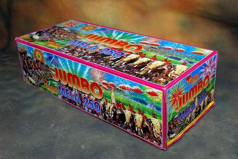 FSHOT 250 Jumbomela Jumbo