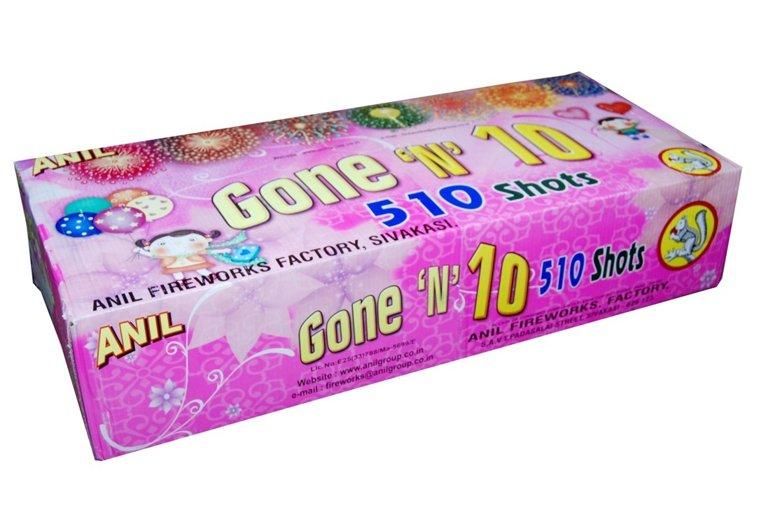 FSHOT 510 Gone N 10 Anil