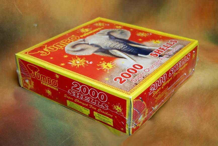 Garland 2000 Wala Jumbo