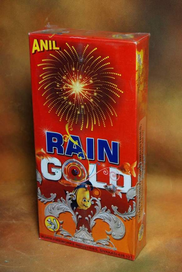 FNCY Rain Gold 3 pc Anil