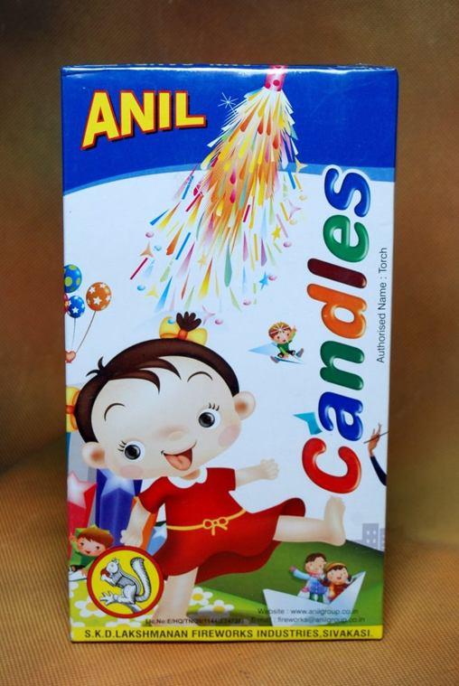 Candel Anil Anil