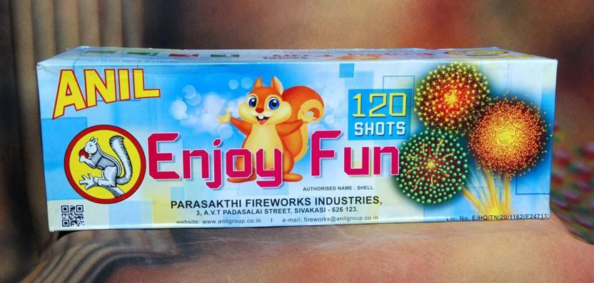 FSHOT 120 Enjoy Fun Anil