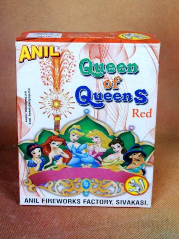 Queen Of Queen Red Anil