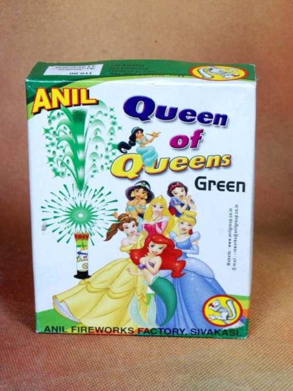 Queen Of Queen Green Anil