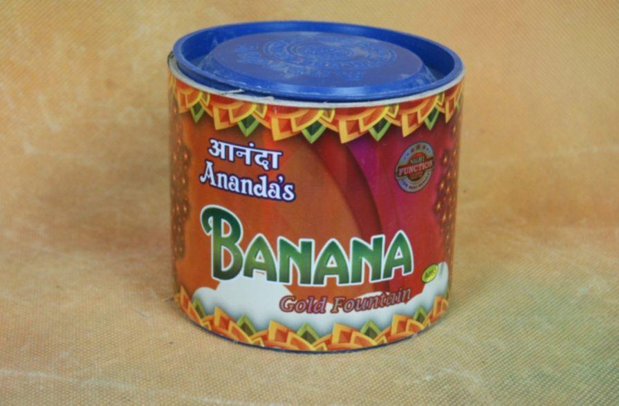 Fancy Banana 1 Pc Ajanta