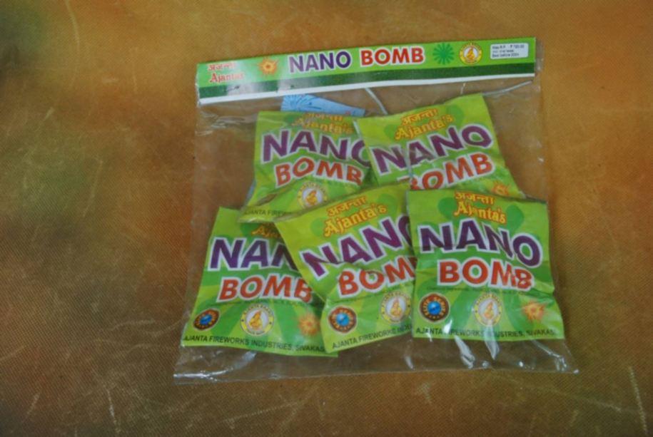 Fancy Nano Bomb Ajanta