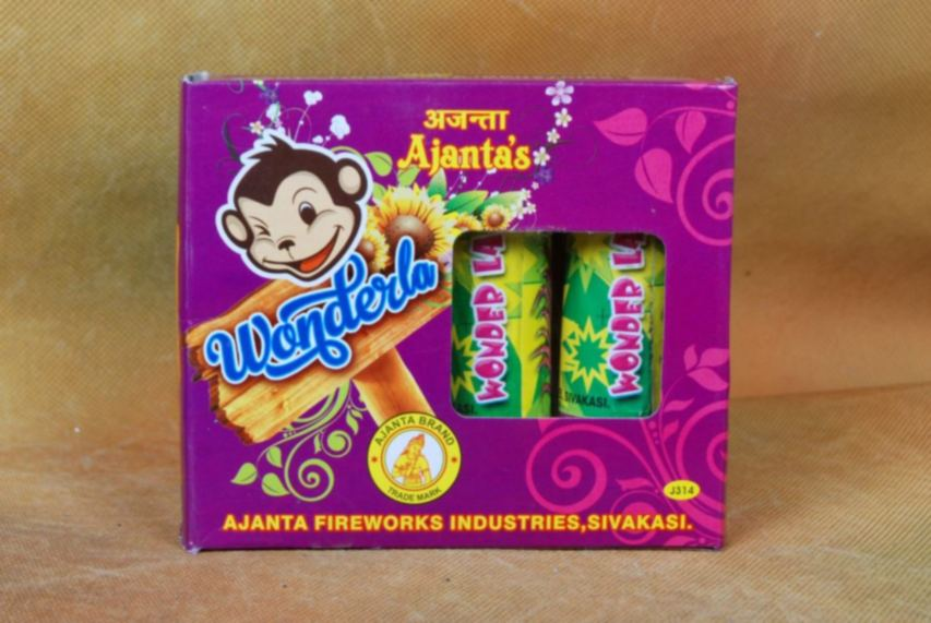 Fancy WonderLa 2 pc Ajanta