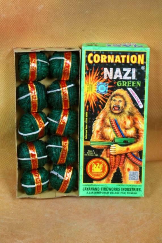 Atom Nazi Green Coronation