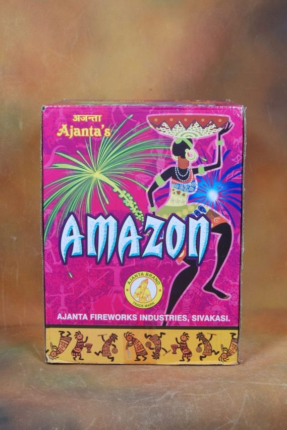 Fshot Amazon Ajanta
