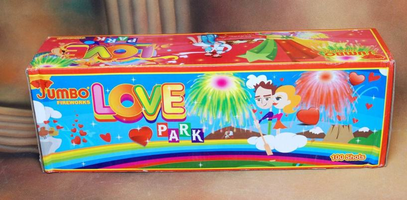 FSHOT 100 Love Park Jumbo