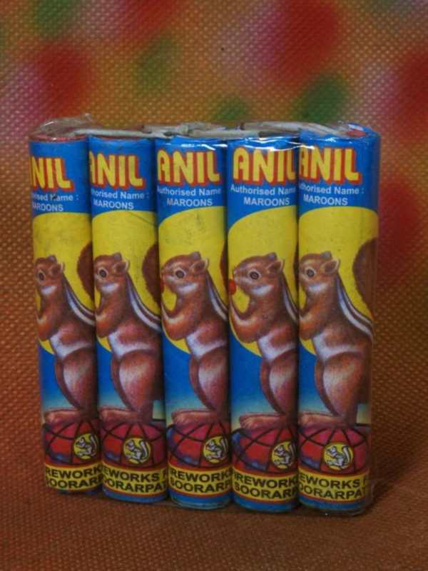 Cracker 4 Deluxe Anil