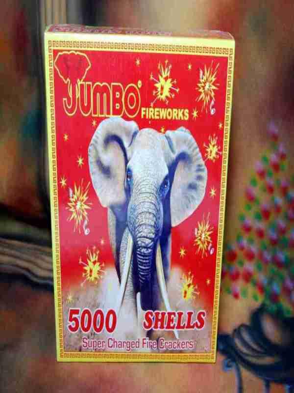 Garland 5000 Wala Jumbo