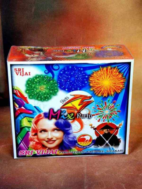 FSHOT 25 Mix Party Vijai