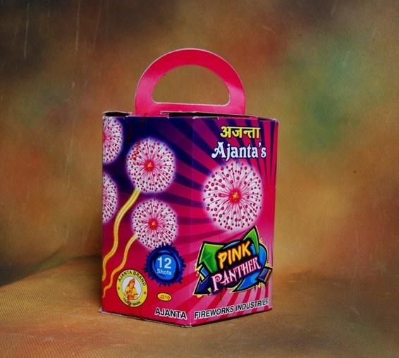FSHOT 12 Pink Panther Ajanta 1 Pc