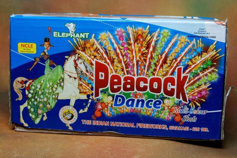 FSHOT 30 Peacock Indian