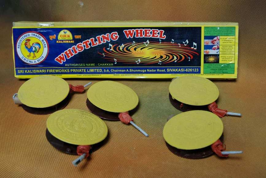 GC Whistling Wheel Kaliswari