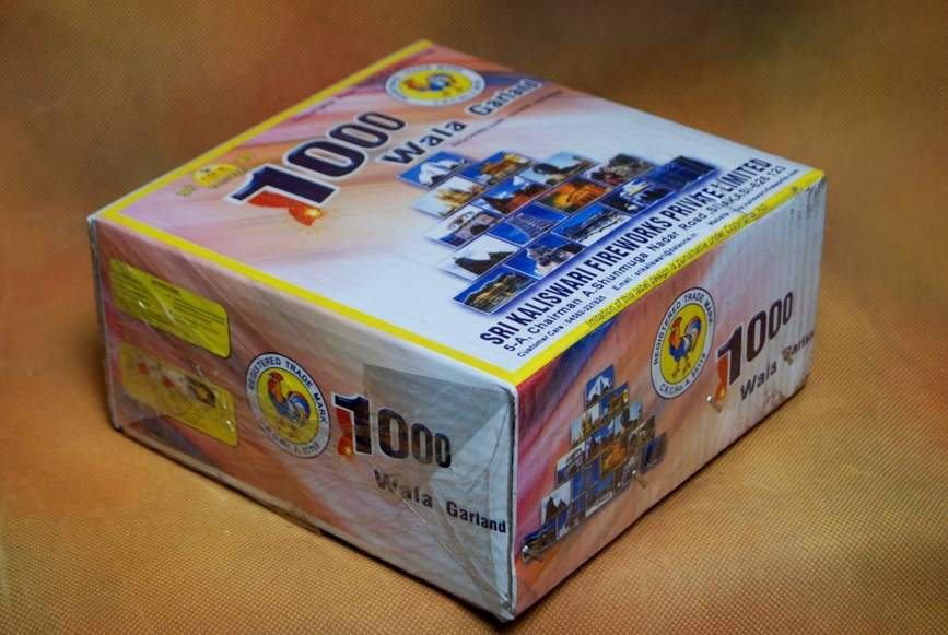 Garland 1000 Wala Kaliswari 1 Box