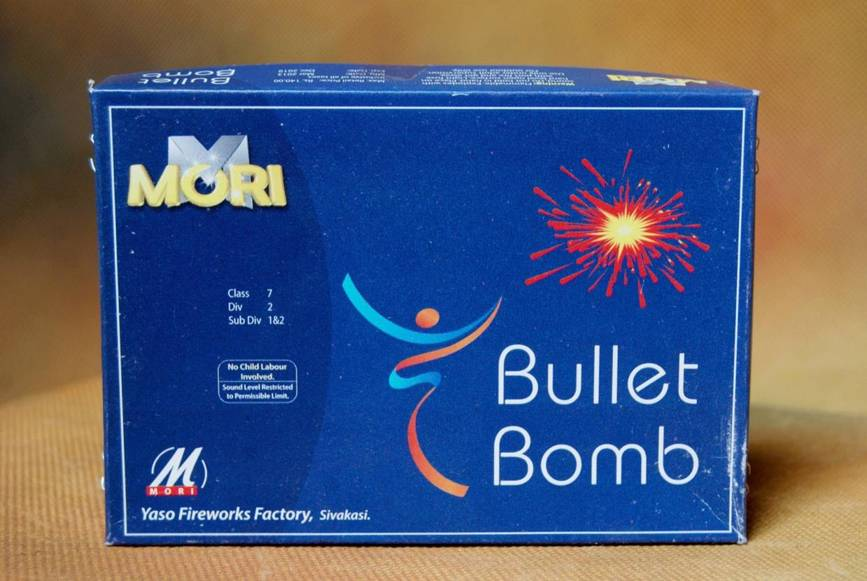 Atom Bullet Big Mori 1 Box