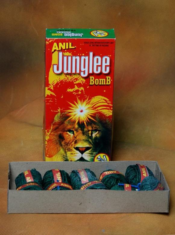 Atom Junglee Green Anil 10 Pc