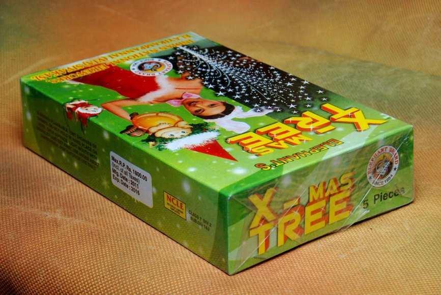 FNCY X-Mas Tree Indian