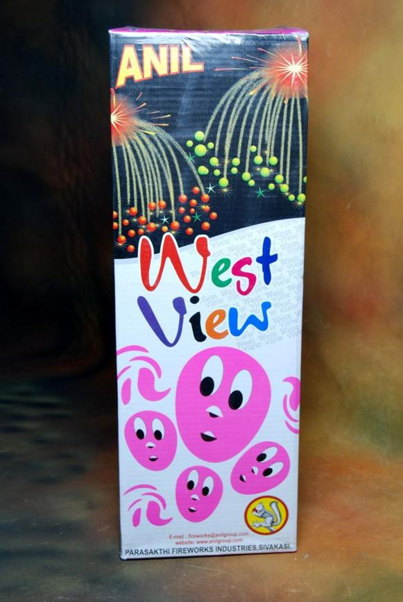 FNCY West View 2 Pc Anil