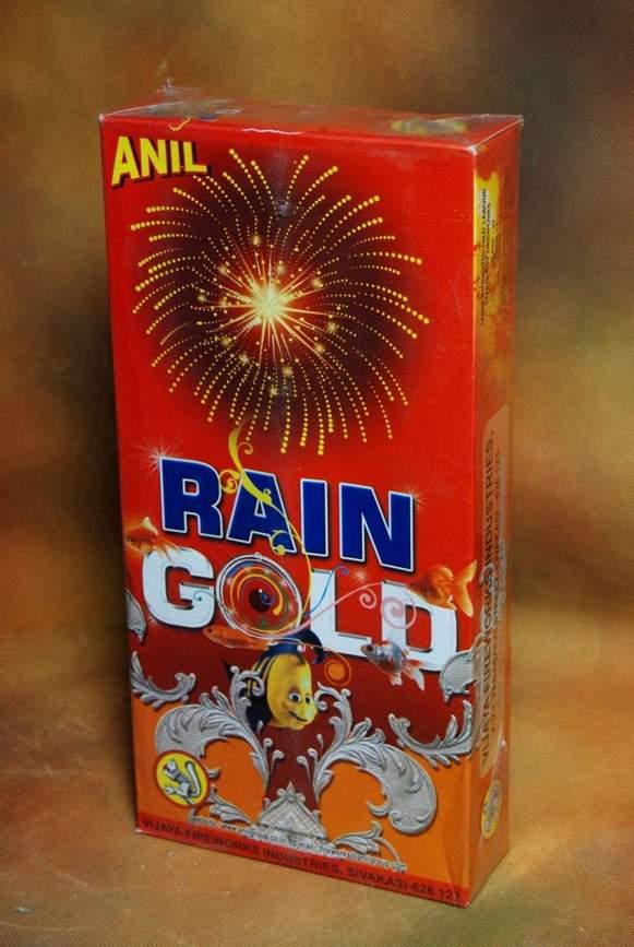 FNCY Rain Gold 3 pc Anil