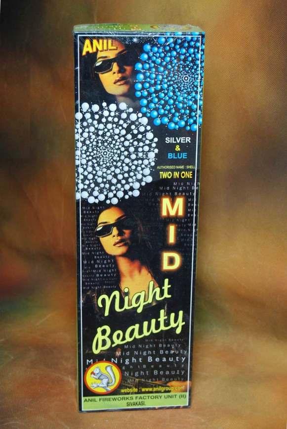 FNCY Mid Night Beauty 2 Pc Anil