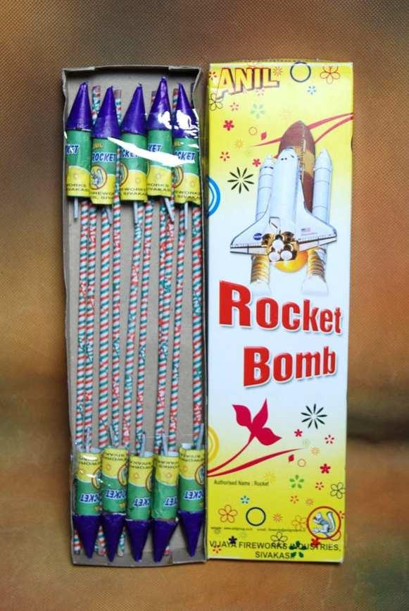 RKT Bomb Anil