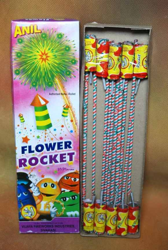 RKT Flower Anil