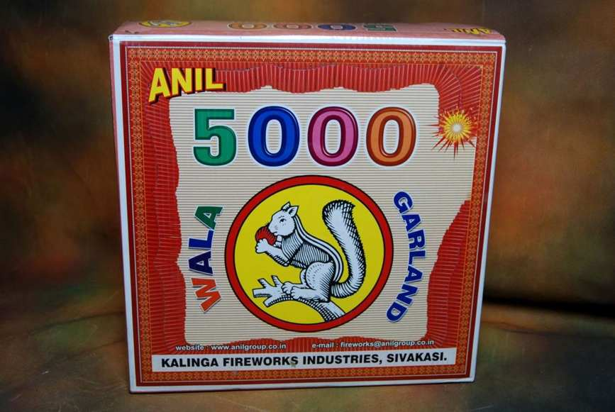Garland 5000 wala Anil
