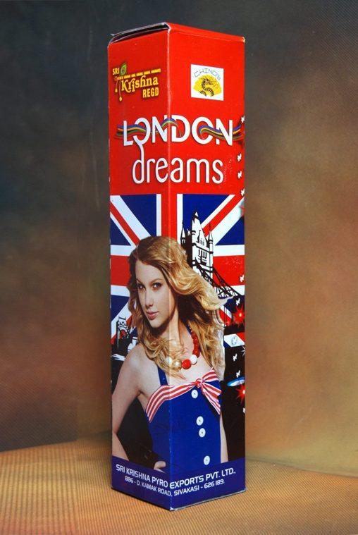 FNCY London Dreams 1 Pc Krishna