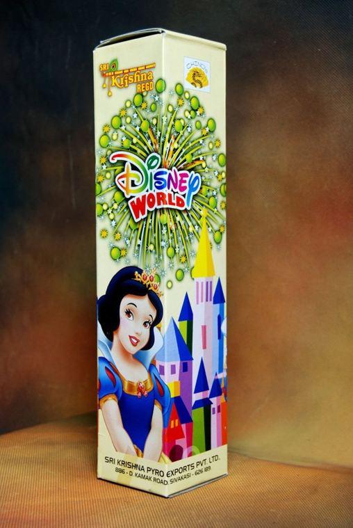 FNCY Disney World 1 Pc Krishna