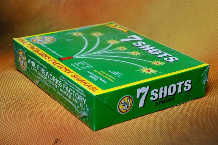 FSHOT 7 Shots 5 Pc Anil