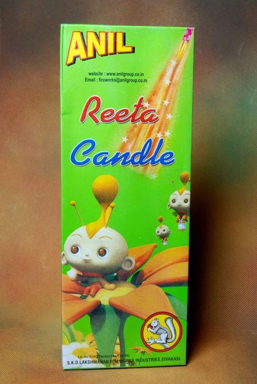 Candel Reeta Anil