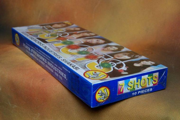 FSHOT 7 Shots Anil 10 Pc
