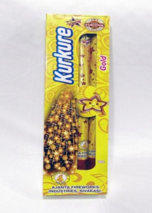 Candel Kurkure Gold 2 Pc Ajanta