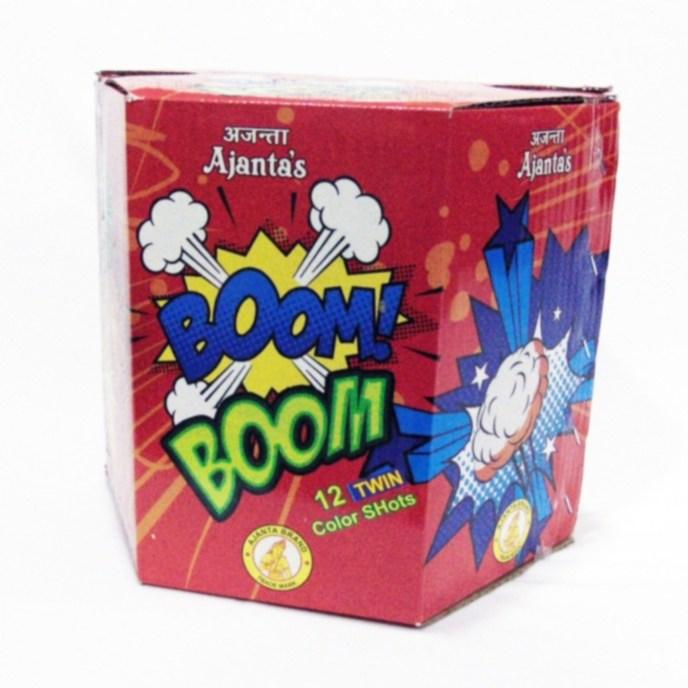 Fshot 12 Boom Boom 12x2 Ajanta 1 Pc