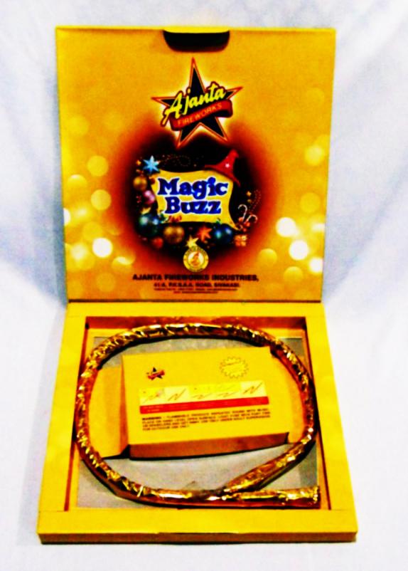 Fancy Magic Buzz Whip Ajanta 1 Pc