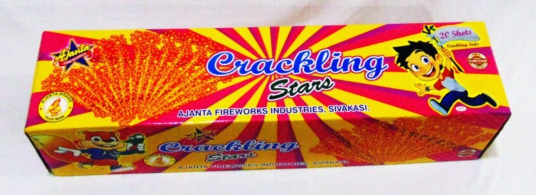 FSHOT 20 Crackling Star Ajanta 1 Pc