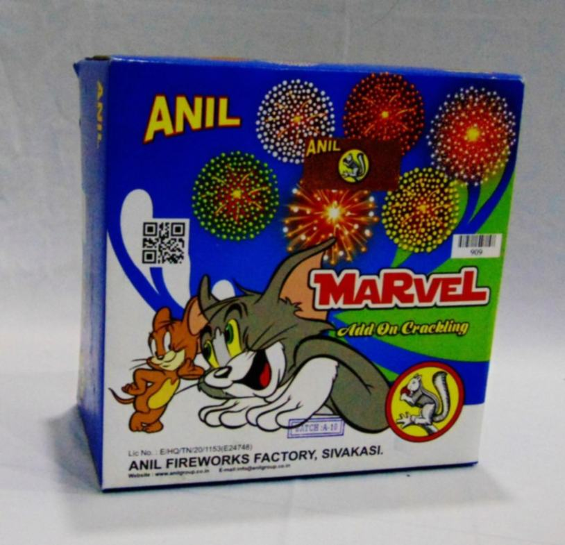 FShot 25 Marvel Anil 1 Pc