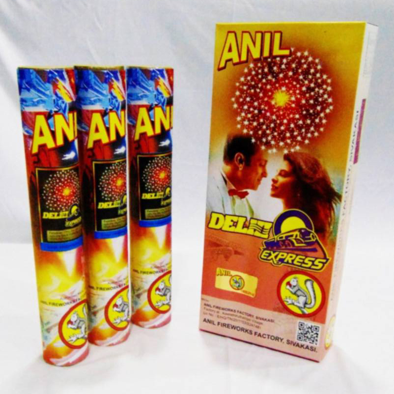 Fancy Delhi Express Anil 3 Pc