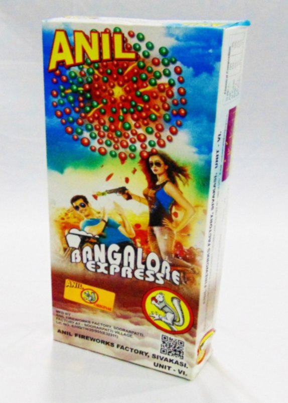 Fancy Banglore Express Anil 3 Pc