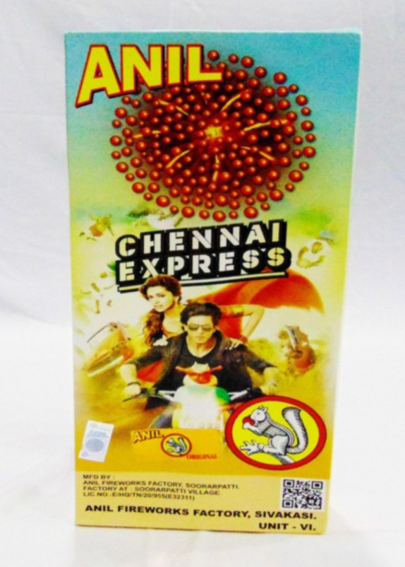 Fancy Chennai Express Anil 3 Pc
