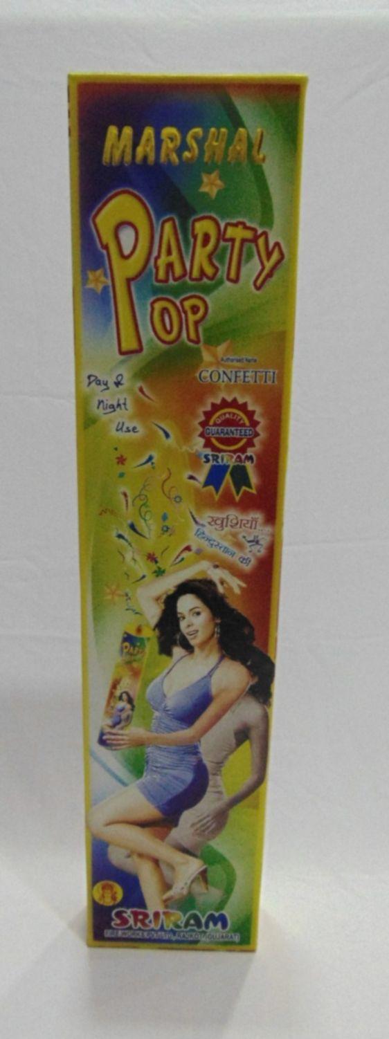 Fancy Party pop 2 Pc Shri Ram