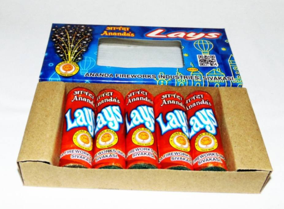 Fancy Lays Ananda 5 Pc